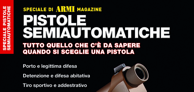 Matteo Brogi: All about semiautomatic pistols