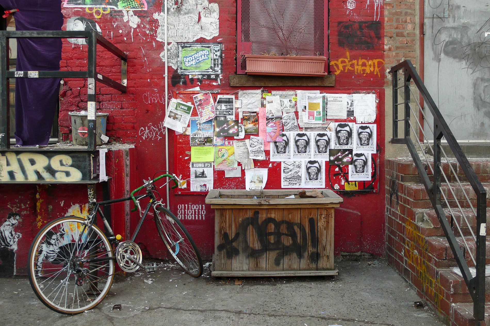 Williamsburg, NYC © Matteo Brogi