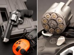 Smith & Wesson Model 627 Performance Center © Matteo Brogi