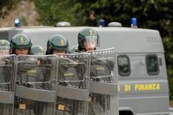 Guardia di Finanza, recruit training © Matteo Brogi