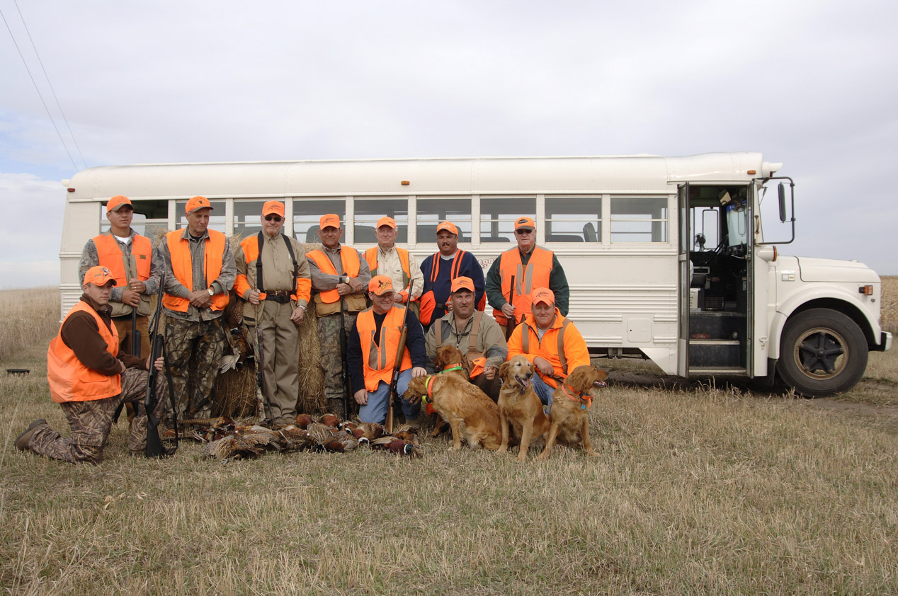 Governor's Pheasant Hunt, Pierre, South Dakota (USA) © Matteo Brogi